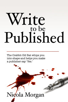 write to be published nicola morgan