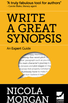 write a great synopsis nicola morgan