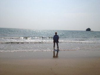 0Me in Sea