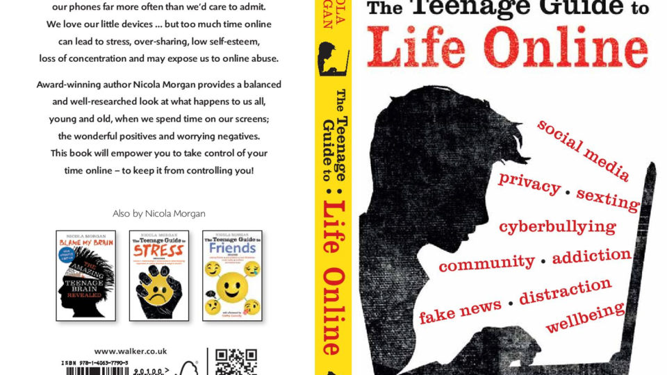 The Teenage Guide to Life Online – a surprise for teenagers