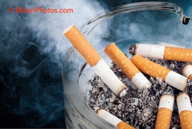 Cigarettes and smoking: stop bingeing on social media