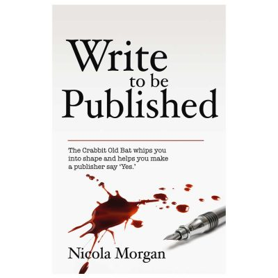 nicola-morgan-product-book-write-to-be-published